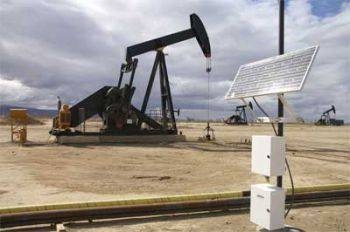 Off Grid Power for Oil