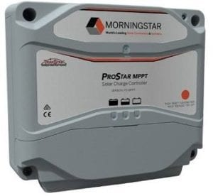 Morningstar charge controller